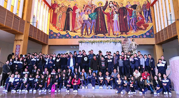 Tres días de fiesta en honor a Don Bosco