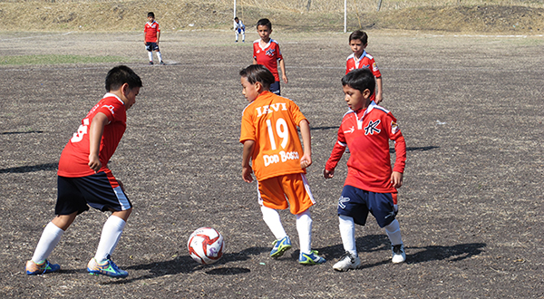 Mini-intersalesianos en Sahuayo